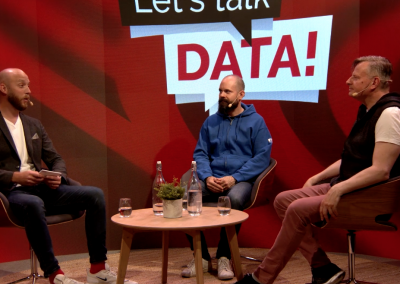 Let´s talk data – 1