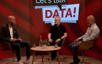Let's talk data – 2