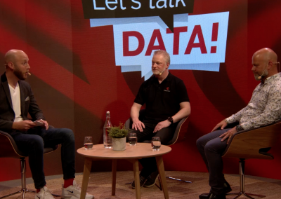 Let´s talk data – 2