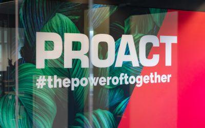 #ThePowerOfTogether – Wie sich Proact Deutschland im Jahr 2020 verändert und weiterentwickelt hat