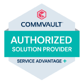 Commvault Partnerstatus Logo