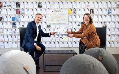 Leiden, Europäische Stadt der Wissenschaft 2022, wählt Proact's modern Workspace Lösung