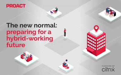 The new normal: preparing for a hybrid-working future (online event)